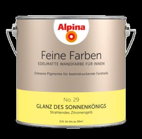 Alpina Feine Farben No.29 Glanz des Sonnenkönigs 2,5L