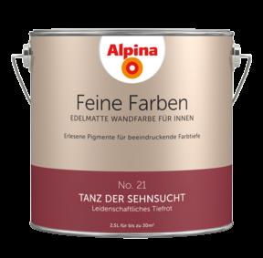 Alpina Feine Farben No.21 Tanz der Sehnsucht 2,5L
