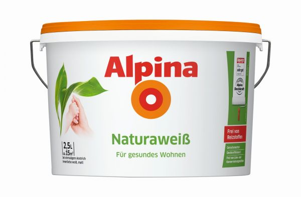Alpina Naturaweiss 2,5L