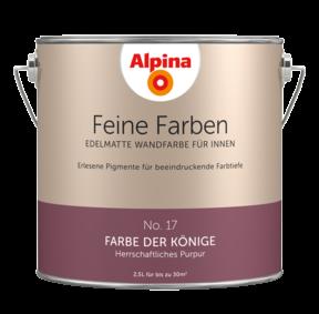 Alpina Feine Farben No.17 Farbe der Könige 2,5L