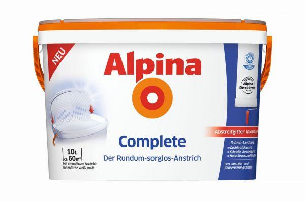 Alpina Complete mit Gitter 10L