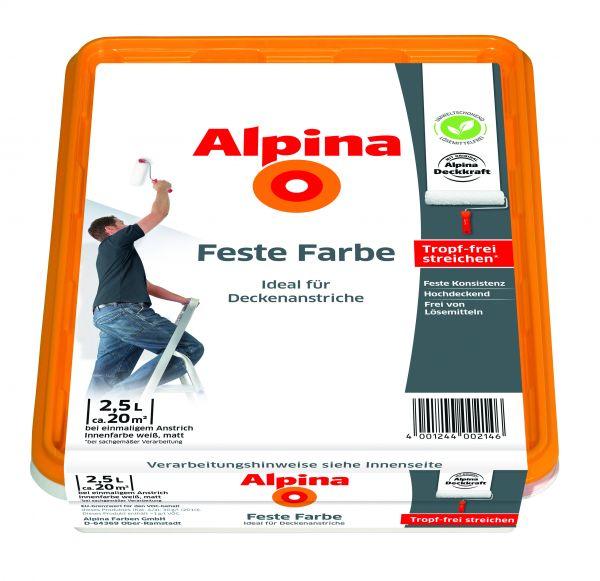Alpina Feste Farbe 2,5L