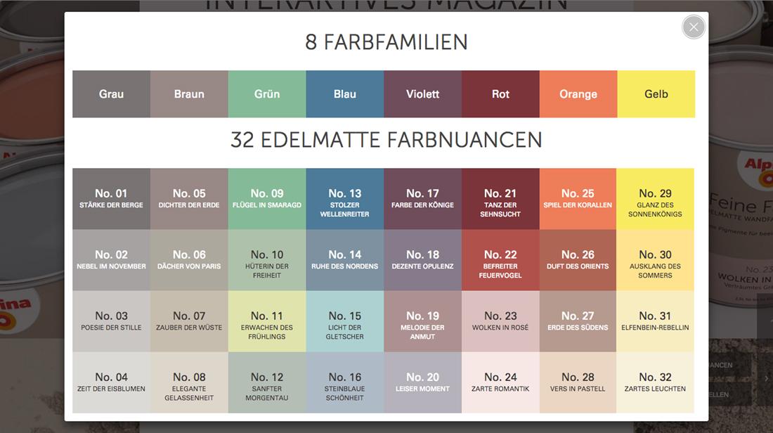 farbtabelle color discount