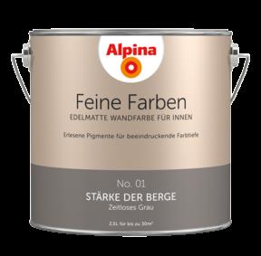 Alpina Feine Farben No.1 Stärke der Berge 2,5L