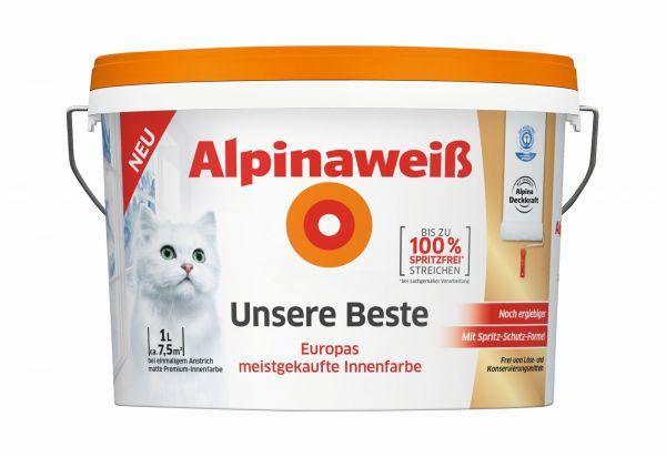 Alpina Alpinaweiss Unsere Beste