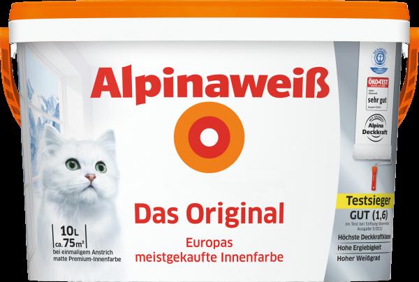 Alpina Alpinaweiss Das Original 10L