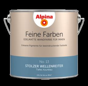 Alpina Feine Farben No.13 Stolzer Wellenreiter 2,5L