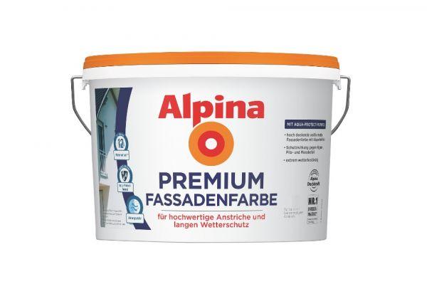 Premium Fassadenfarbe
